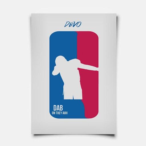 Devo альбом Dab on They Ahh