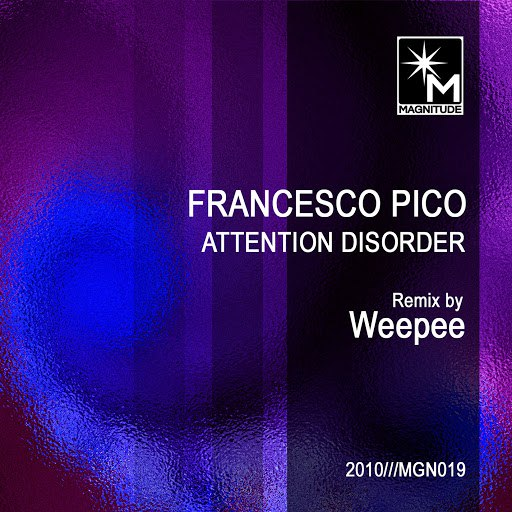 francesco pico альбом Attention Disorder