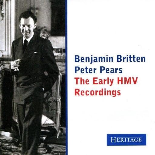 Benjamin Britten альбом Britten & Pears: The Early HMV Recordings