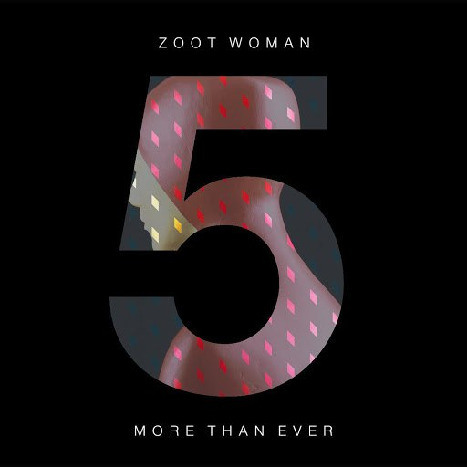 Zoot Woman альбом More Than Ever (EP)