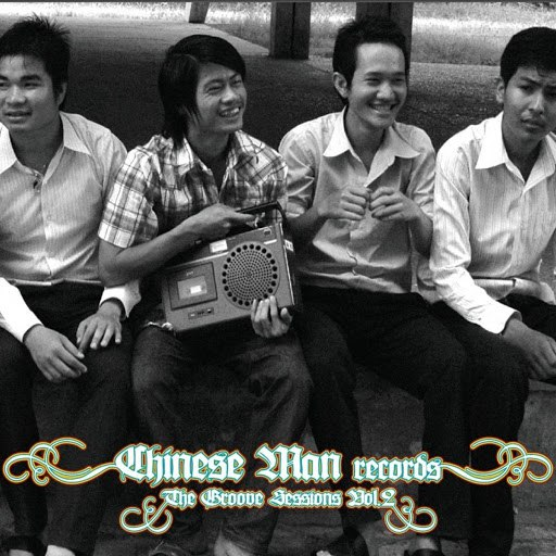 Chinese Man альбом The Groove Sessions, Vol. 2