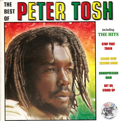 Peter Tosh альбом The Best Of