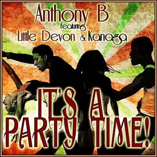 Anthony B альбом It's A Party Time