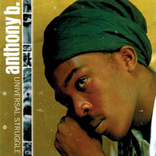Anthony B альбом Universal Struggle