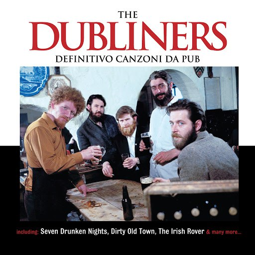 The Dubliners альбом Definitivo Canzoni da Pub