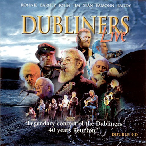 The Dubliners альбом Live At The Gaiety