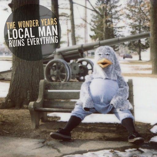 The Wonder Years альбом Local Man Ruins Everything