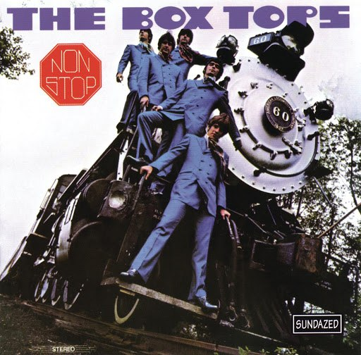 The Box Tops альбом Nonstop