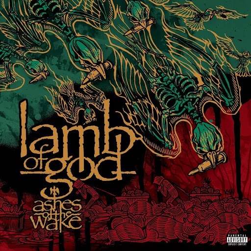 Lamb Of God альбом Ashes Of The Wake