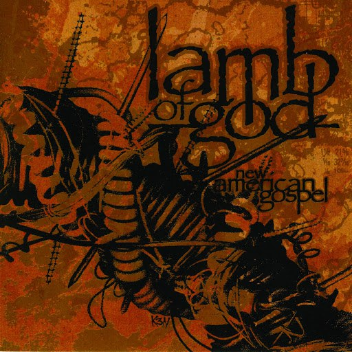 Lamb Of God альбом New American Gospel