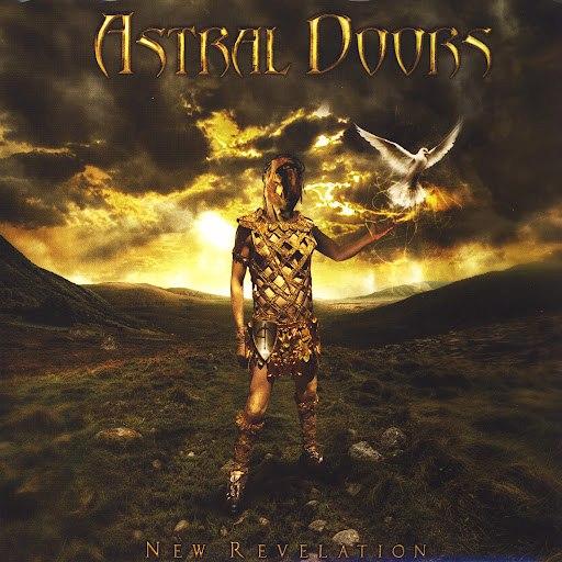 Astral Doors альбом New Revelation