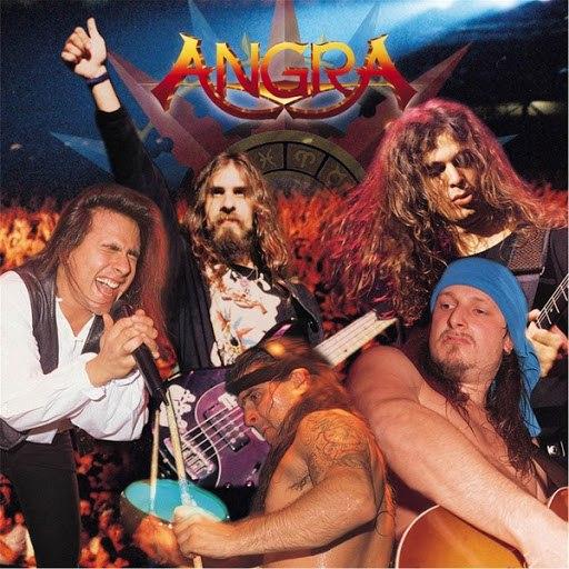 Angra альбом Holy Live