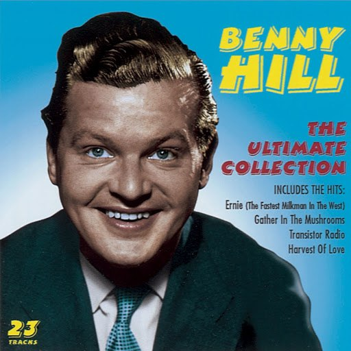 Benny Hill альбом The Ultimate Collection