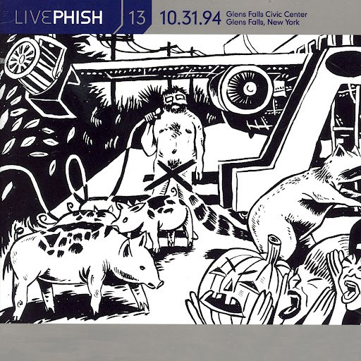 Phish альбом LivePhish, Vol. 13 10/31/94 (Glens Falls Civic Center, Glens Falls, NY)