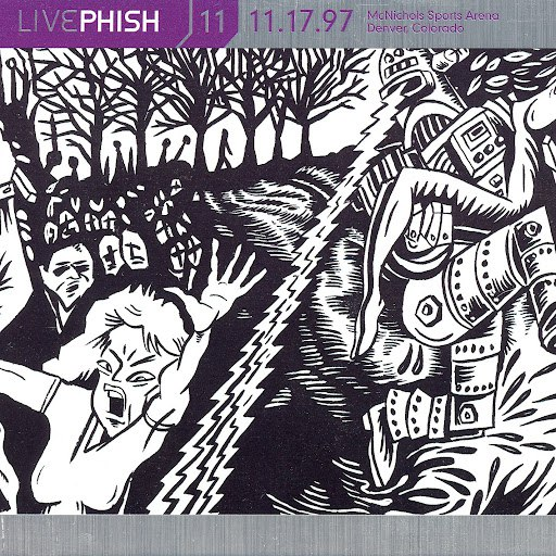 Phish альбом LivePhish, Vol. 11 11/17/97 (McNichols Sports Arena, Denver, CO)