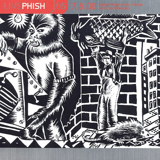 Phish альбом LivePhish, Vol. 5 7/8/00 (Alpine Valley Music Theater, East Troy, WI)