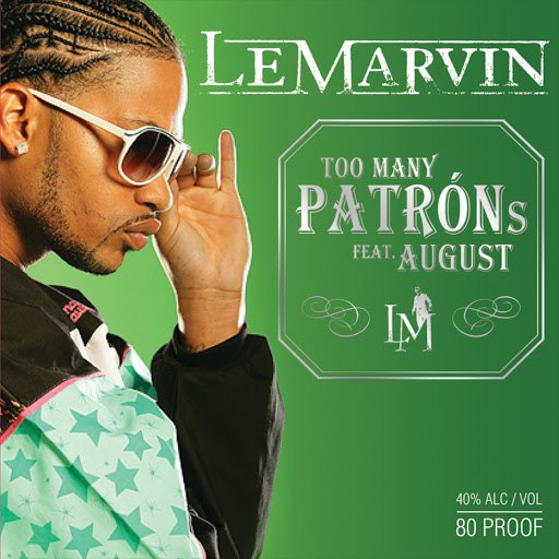 Lemarvin альбом Too Many Patrons