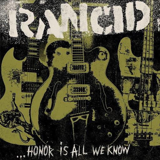 Rancid альбом Collision Course