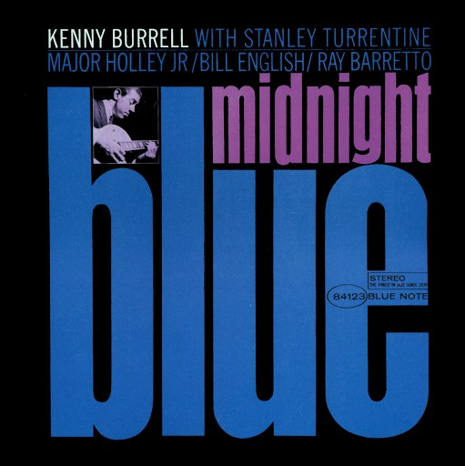 Kenny Burrell альбом Midnight Blue (The Rudy Van Gelder Edition)