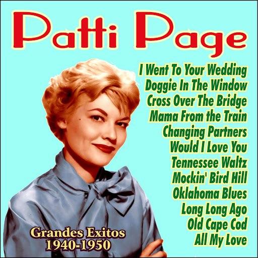 Patti Page альбом Grandes Exitos 1940-1950