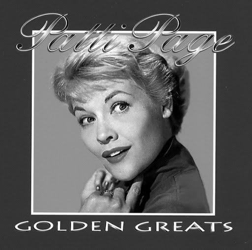 Patti Page альбом Golden Greats