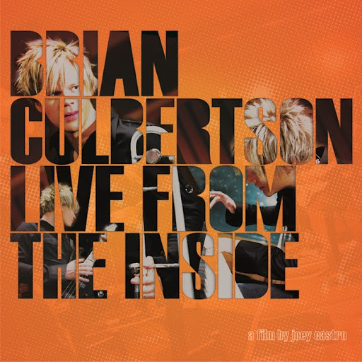 Brian Culbertson альбом Live From The Inside
