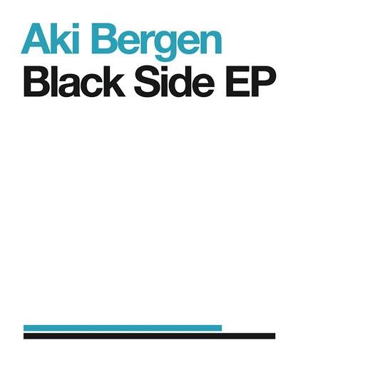 Aki Bergen альбом Black Side EP