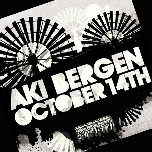 Aki Bergen альбом October 14