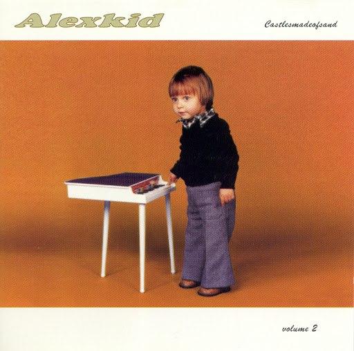 Alexkid альбом Castlesmadeofsand