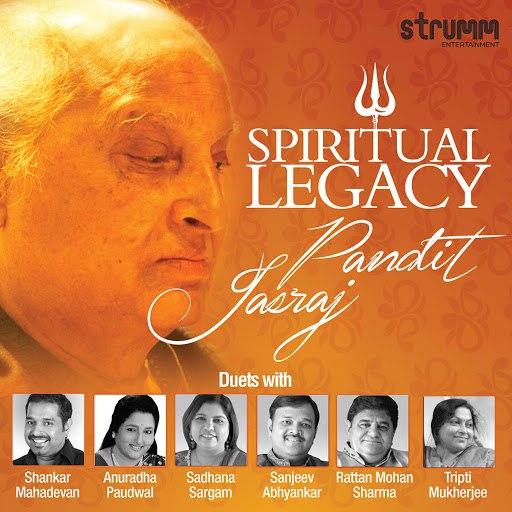 Pandit Jasraj альбом Spiritual Legacy