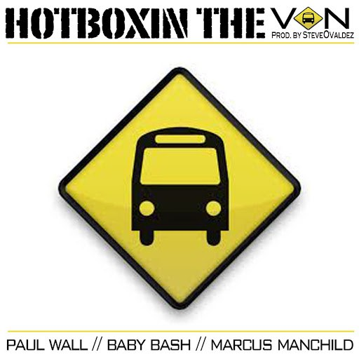 Baby Bash альбом Hotboxin The Van (feat. Paul Wall & Marcus Manchild)