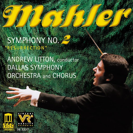 "Gustav Mahler альбом Mahler: Symphony No. 2, ""resurrection"""