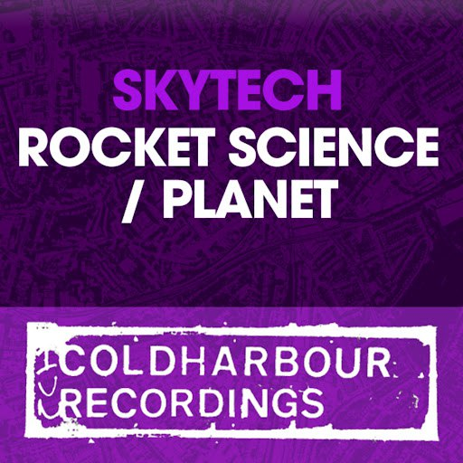 Skytech альбом Rocket Science / Planet