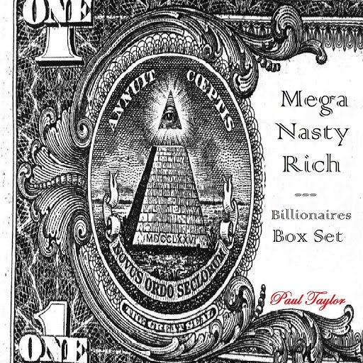 Paul Taylor альбом Mega Nasty Rich: Billionaires Box Set