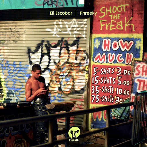 Eli Escobar альбом Phreeky