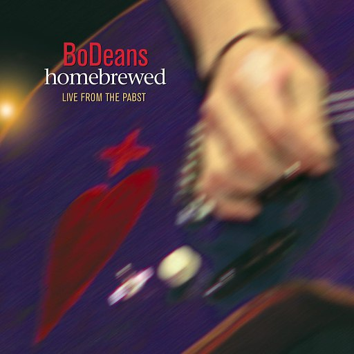 BoDeans альбом Homebrewed: Live From The Pabst