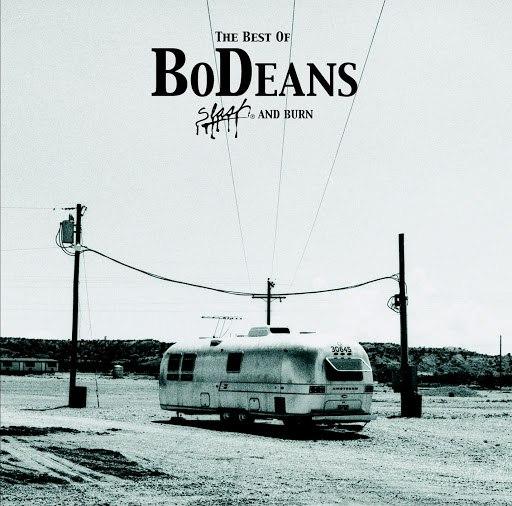 BoDeans альбом The Best of BoDeans - Slash and Burn