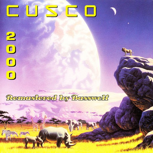 Cusco альбом Cusco 2000 (Sielmann 2000) [Remastered By Basswolf]