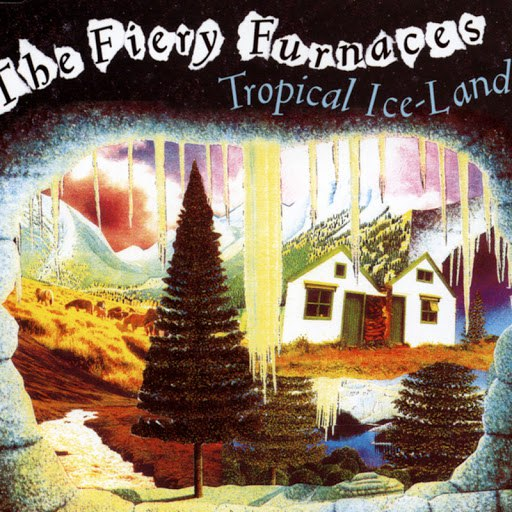 The Fiery Furnaces альбом Tropical Ice-Land