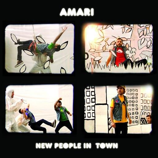 Amari альбом New People in Town