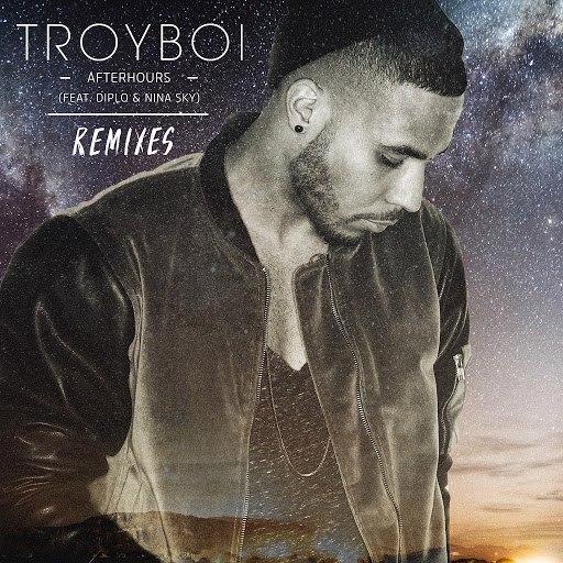 TroyBoi альбом Afterhours (feat. Diplo & Nina Sky) [Remixes]