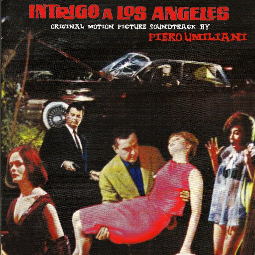 Piero Umiliani альбом Intrigo a Los Angeles