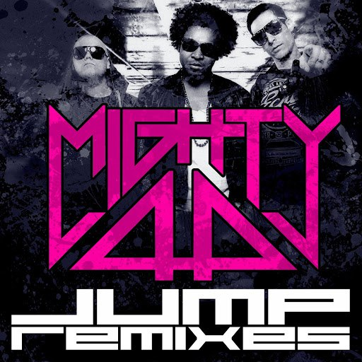 Mighty44 альбом Jump Remixes