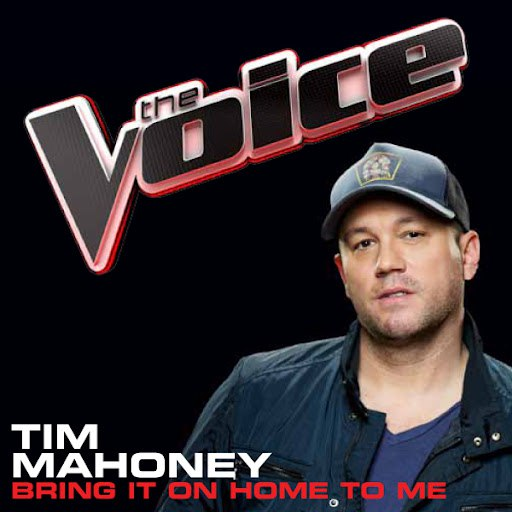 Tim Mahoney альбом Bring It On Home To Me (The Voice Performance)