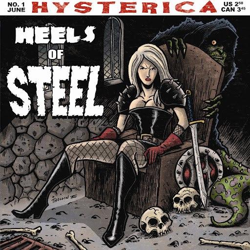 Hysterica альбом Heels Of Steel