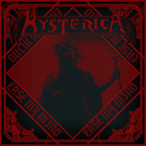 Hysterica альбом Ease my Mind