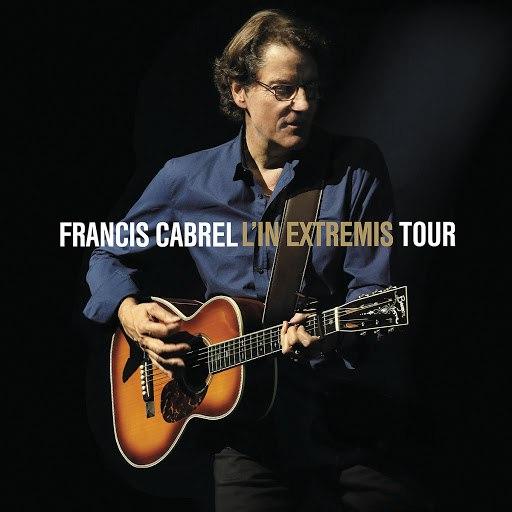 Francis Cabrel альбом C'est écrit (Live)