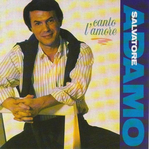 Salvatore Adamo альбом Canto L'Amore