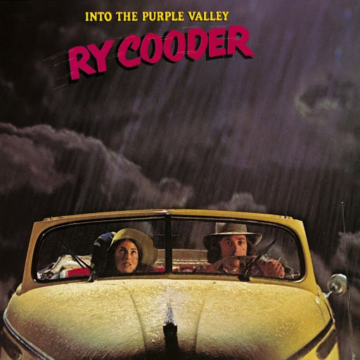 Ry Cooder альбом Into The Purple Valley