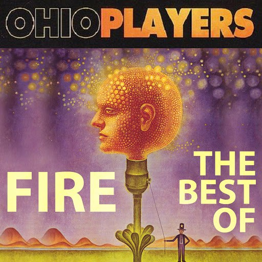 Ohio Players альбом Fire - The Best Of